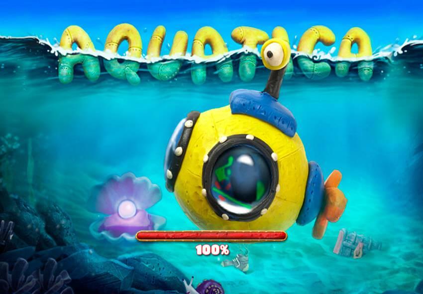 игровой слот Aquatica